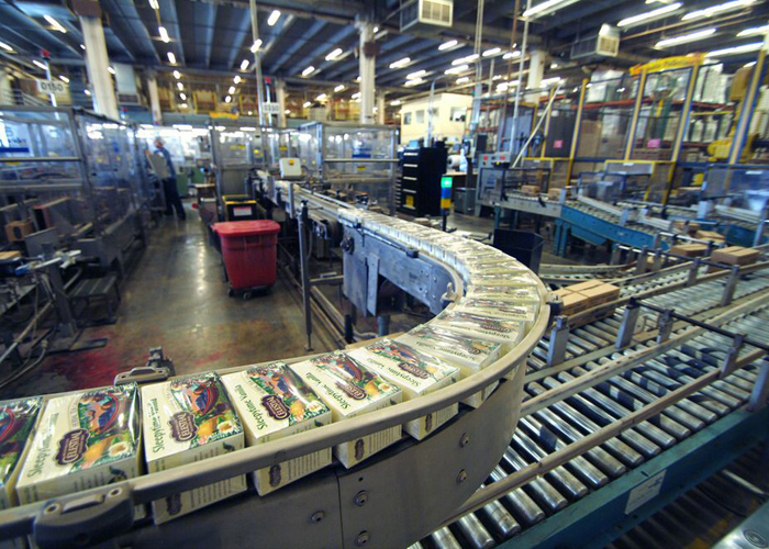 Factory Monitoring